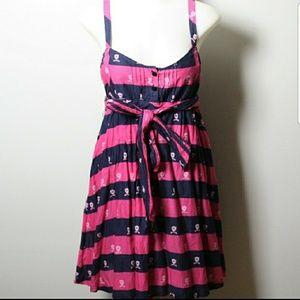 Adorable layered vs PINK sun dress